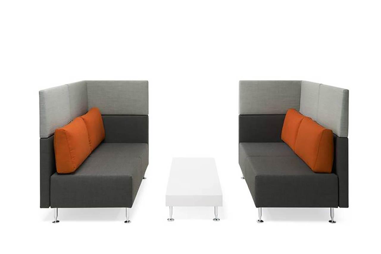 Bueroraumplanung mit Möbelfunktion Meeting