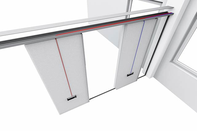 Akustikmodul als Ersatz für Doppelboden