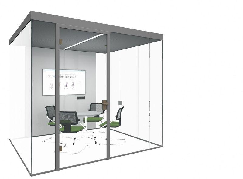Meetingraum Thinktank für 4 Personen