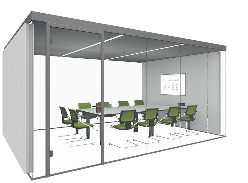 Thinktank 20 m² Meeting für 8 Personen