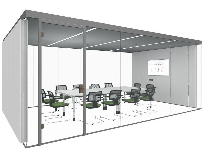 Thinktank als Konferenzraum für 12